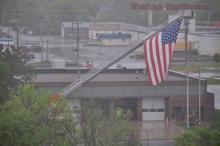 2015 memorial day flag