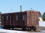 Soo Line box car