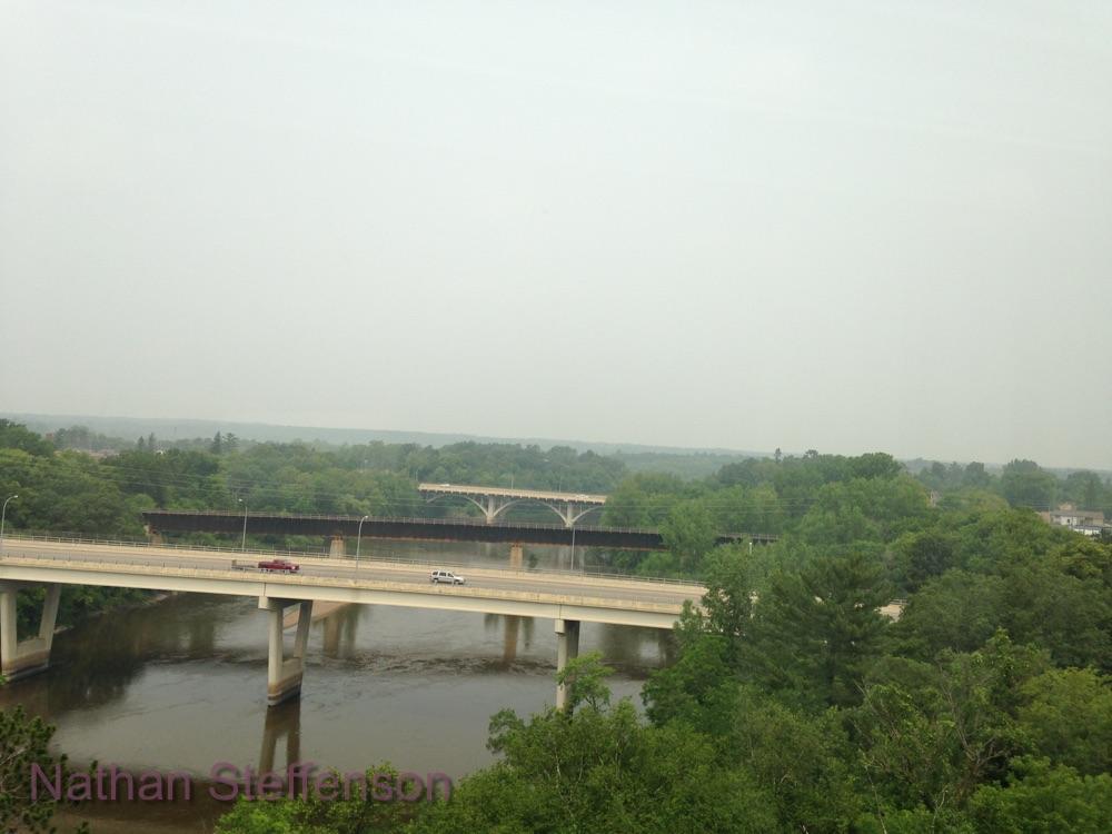 July 3 Brainerd haze